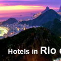Rio de Janeiro hotels under $30. One star accommodation