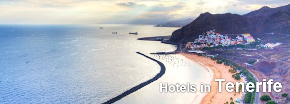 Tenerife hotels under $50. One and Two star accommodation