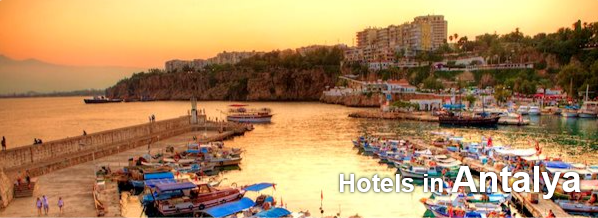 Antalya Hotels under $30. One and Two star quality accommodation