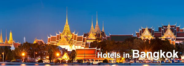 Bangkok hotels under $25. One and Two star quality accommodation