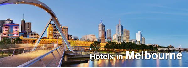 Hotels in Melbourne under $100. Quality accommodation