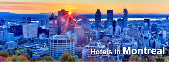 Montreal hotels under $50. One and Two star accommodation