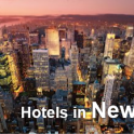 New York Hotels under $100. One and Two star quality accommodation