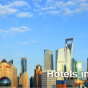 Shanghai Hotels under $30. One and Two star quality accommodation