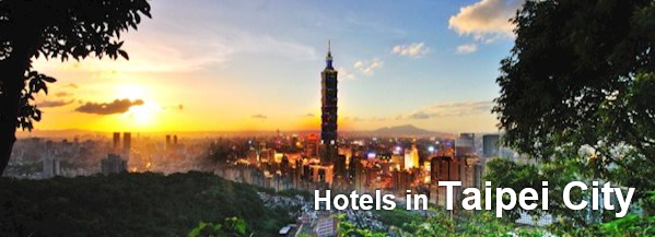 Taipei Hotels under $50. One and Two star quality accommodation