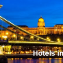 Budapest Hotels under $80. One and Two star quality accommodation