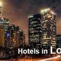 Los Angeles Hotels under $90. One and Two star accommodation
