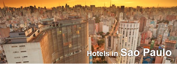 Sao Paulo Hotels. One and Two star quality accommodation.