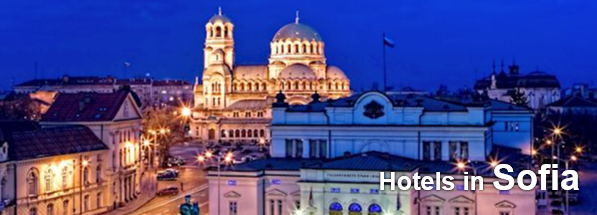 Sofia Hotels under $80. One and Two star accommodation