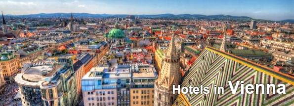 Vienna Hotels under $70. One and Two star quality accommodation.