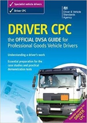 The Official DVSA guide for professional goods vehicle drivers prime products hub. Driver CPC The Official DVSA guide for professional goods vehicle drivers.