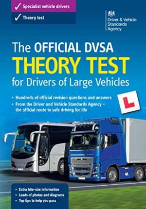 The Official DVSA Theory Test for Drivers of Large Vehicles (14th edition) prime products hub