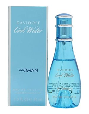 Davidoff Cool Water for Woman 30ml EDT Spray prime products hub