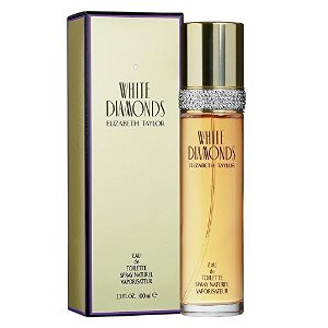 Elizabeth Taylor White Diamonds Eau De Toilette prime products hub