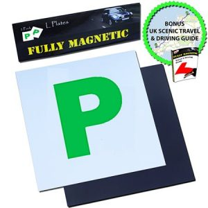 Magnetic P Plates by Le Yogi Extra Thick Strong Magnet Design prime product hub