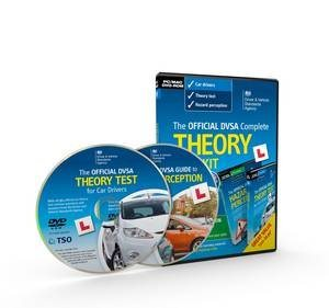 Official DSA Complete Theory Test Kit.
