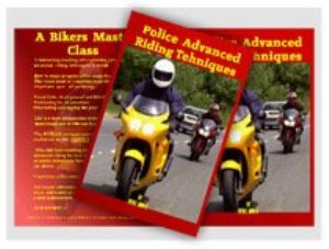 Police Advanced (Motorcycling) Riding Techniques DVD.