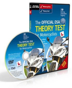 The Official DVSA Theory Test for Motorcyclists.