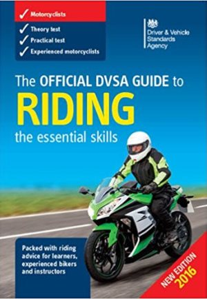 The Official DVSA Guide to Riding - the essential skills prime products hub