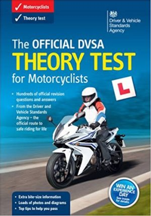 The Official DVSA Theory Test for Motorcyclists prime products hub