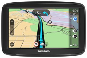 TomTom Start 52 5 Inch Sat Nav with UK prime products hub