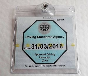 ADI driving instructors badge holder and Blind Spot Mirrors prme products hub
