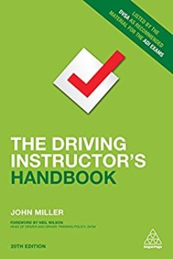 Driving instructors hand book prime products hub. The Driving Instructors Handbook and Practical Teaching Skills