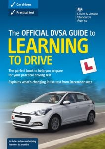 The offcial DVSA Guide to learning to drive