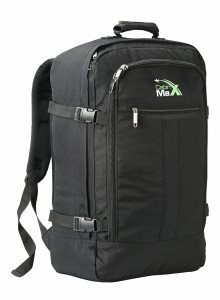 Cabin Max Backpack Flight Approved Carry On Bag