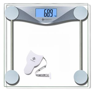 Etekcity Digital Body Weighing Bathroom Scale -- prime products hub 10 best dental and health products at low cost