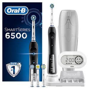 Oral-B Smart Series 6500 CrossAction Electric Toothbrush