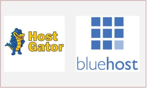 BlueHost vs HostGator A Comparison 2018