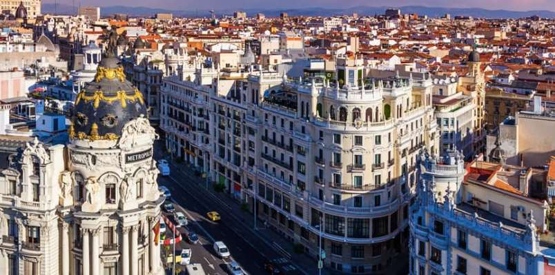 Madrid Hotels under $50. One and Two star quality accommodation.
